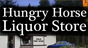 Hungry Horse Liquor Store></a><br /> <a href=