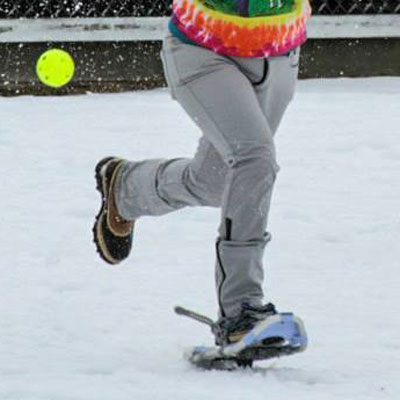 Snowshoe Softball